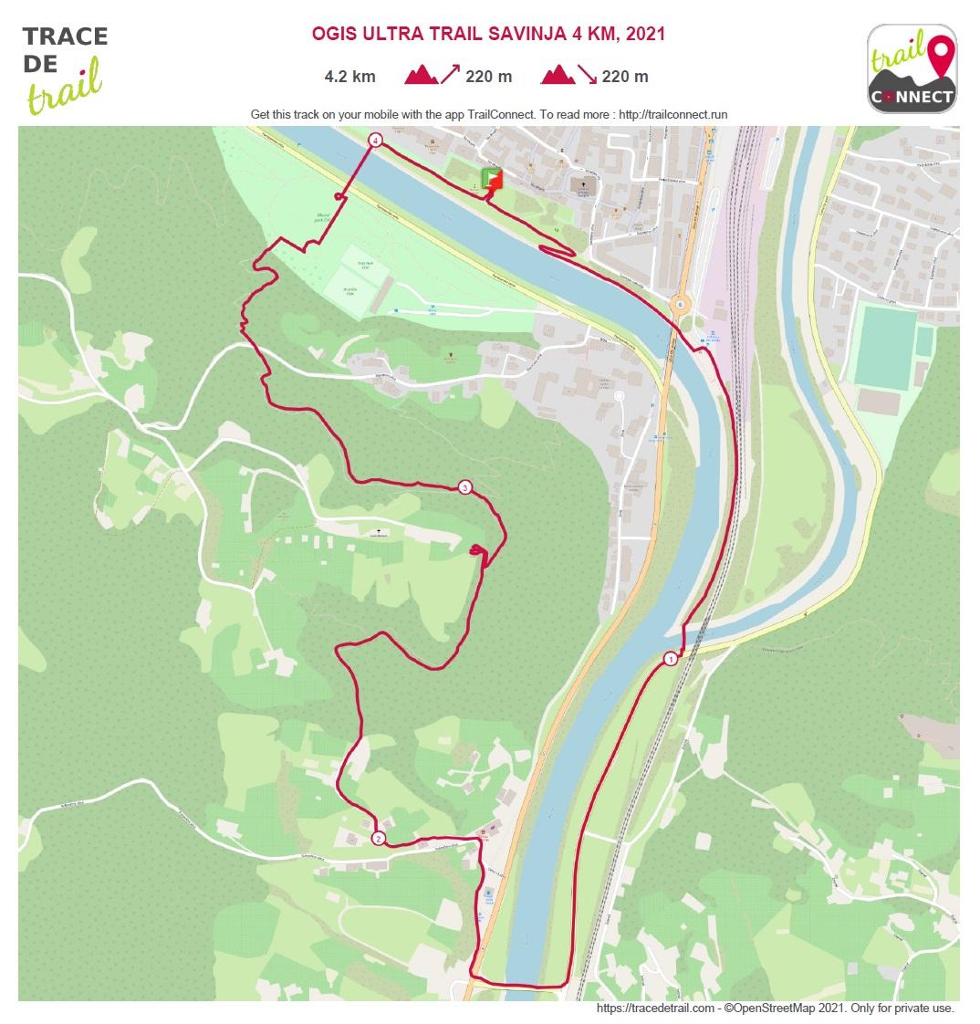 OGIS UTS 4 KM, 2021